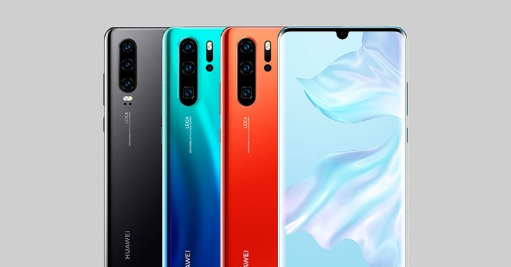 Meet the Huawei P30 Series
