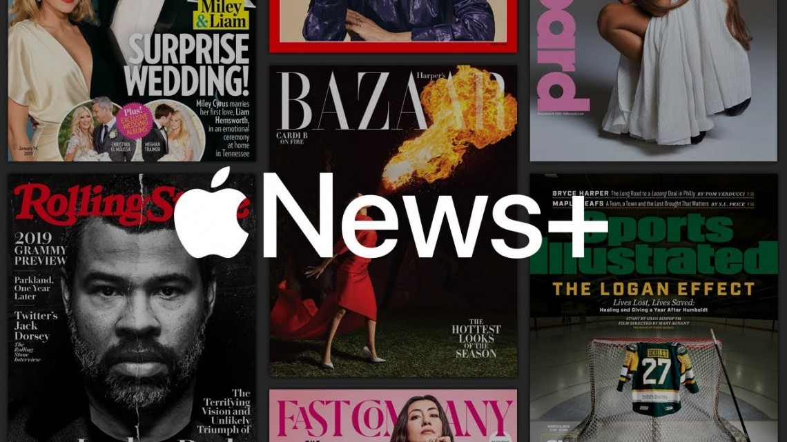 Introducing Apple News+