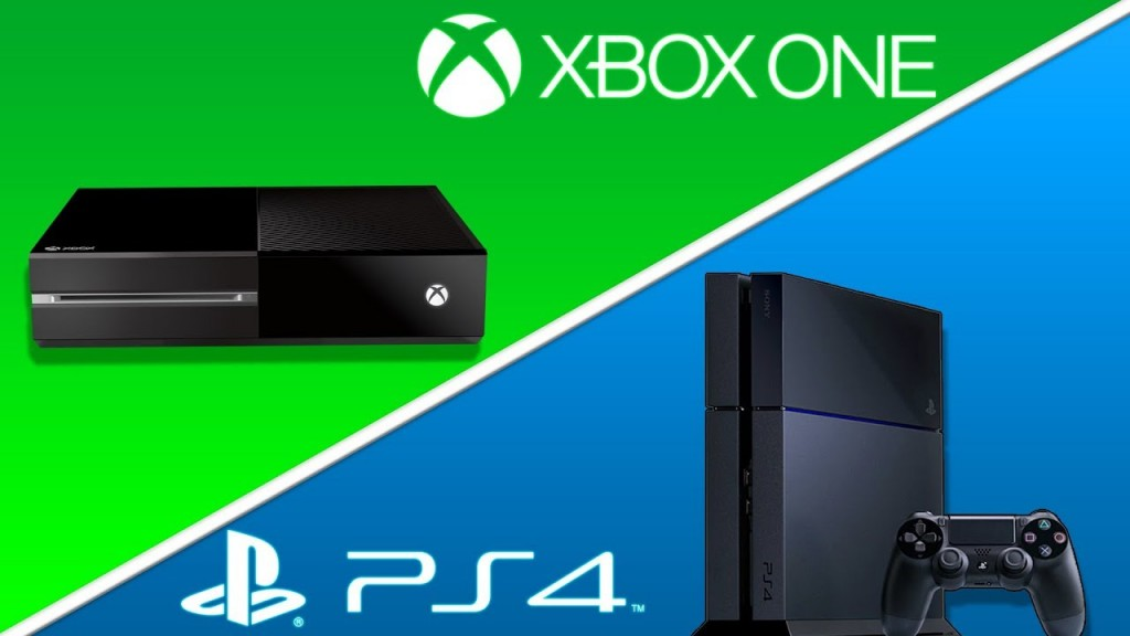 PS4 or Xbox One? 1