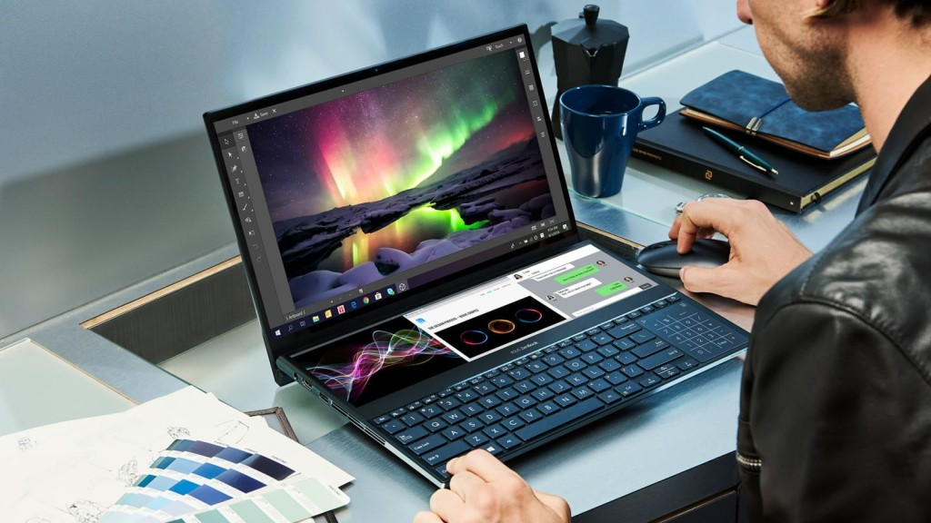ASUS ZenBook Pro Duo - The laptop of tomorrow | ASUS 1