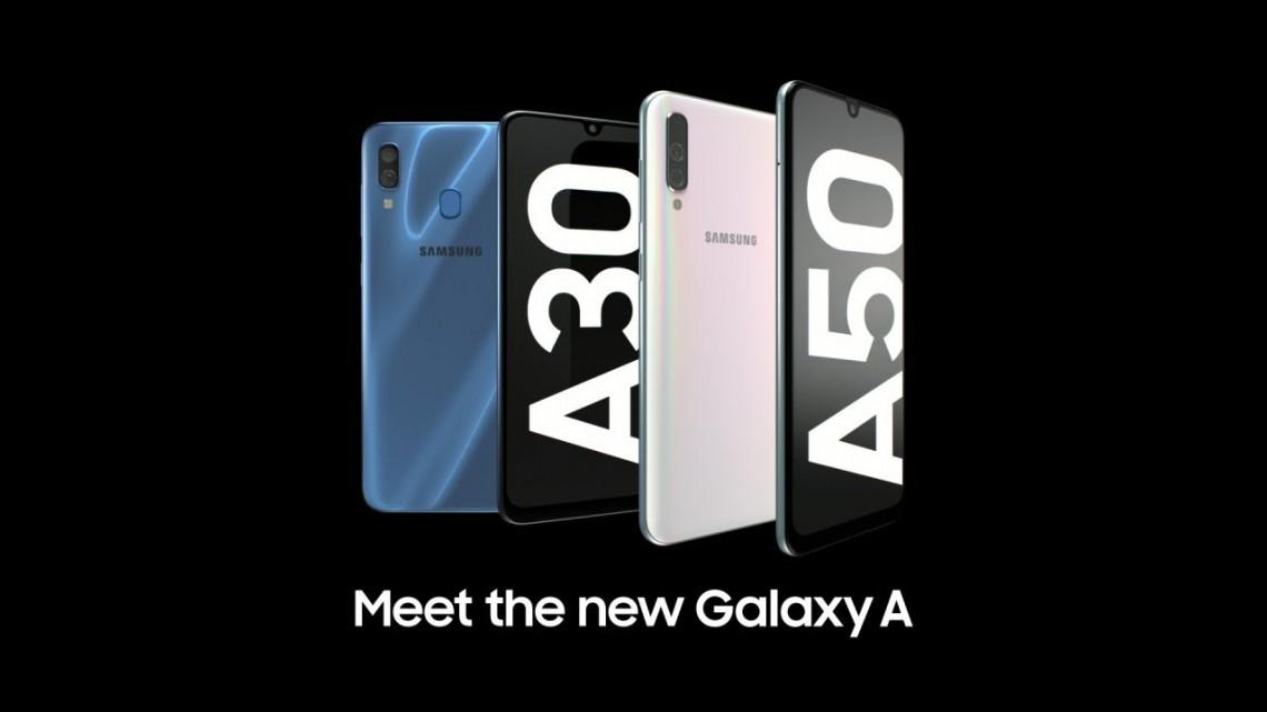 Galaxy A: Galaxy J has become the new Galaxy A