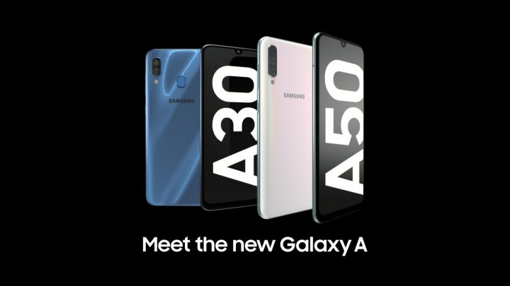 Galaxy A: Galaxy J has become the new Galaxy A