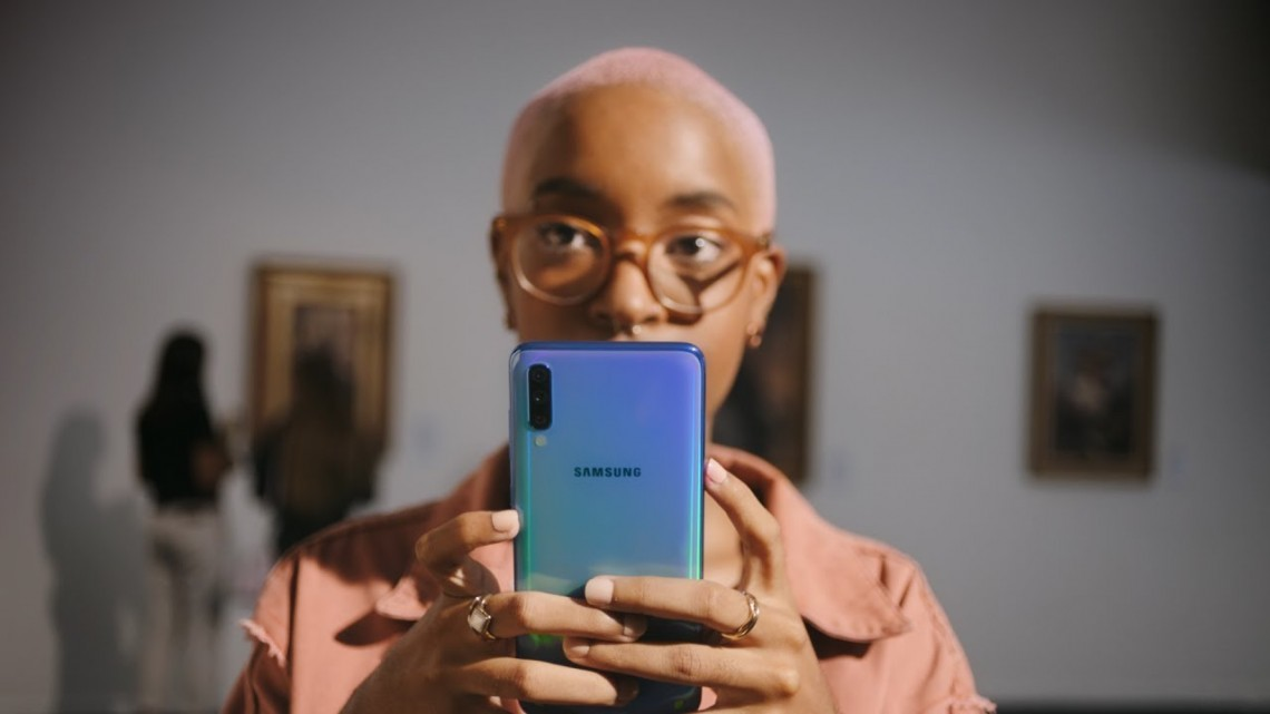 Galaxy A Official TVC: Built for the Era of Live
