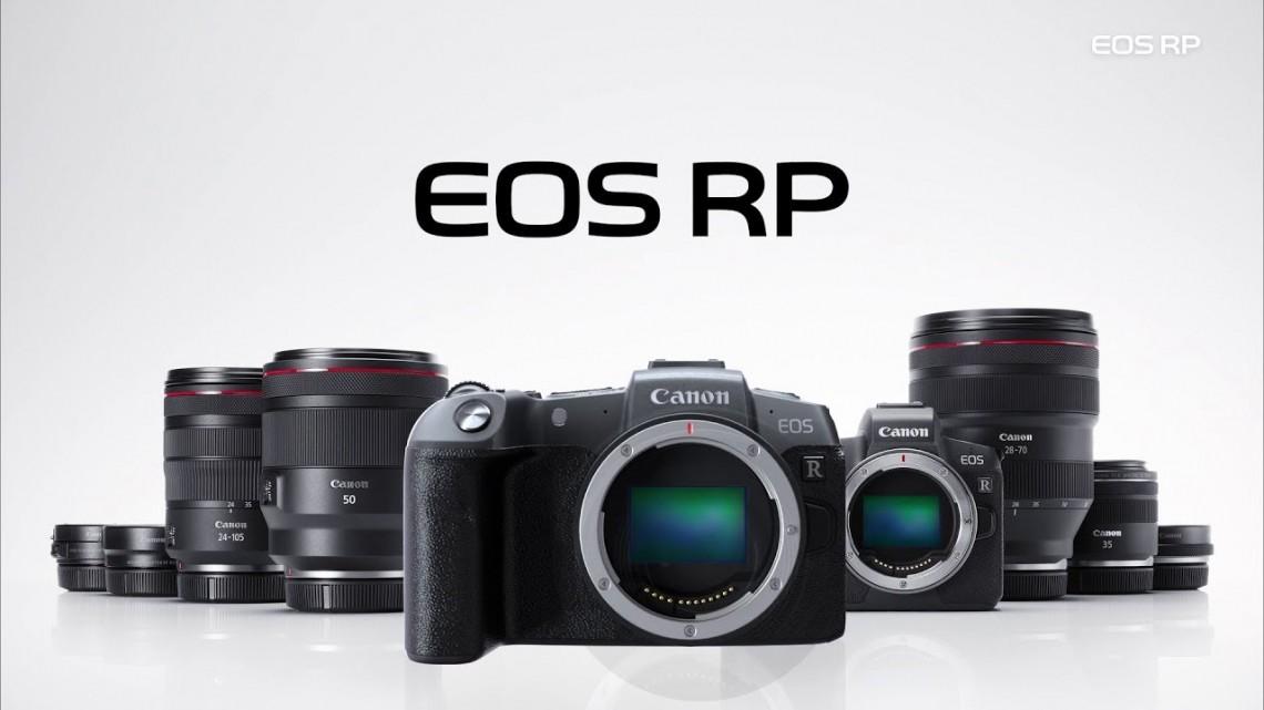 Introducing Canon's EOS RP Camera