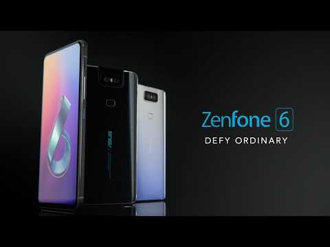 Introducing ZenFone 6 | ASUS