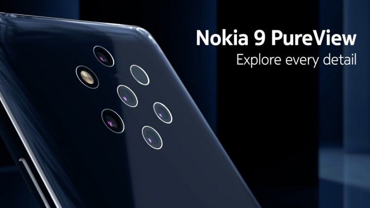 Nokia 9 PureView – Explore every detail