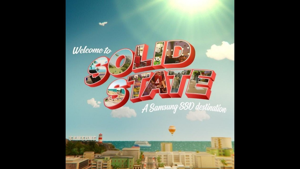 Welcome to Solid State | Samsung