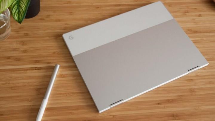 Google Pixel Slate with Pixelbook Pen & Infinite Painter