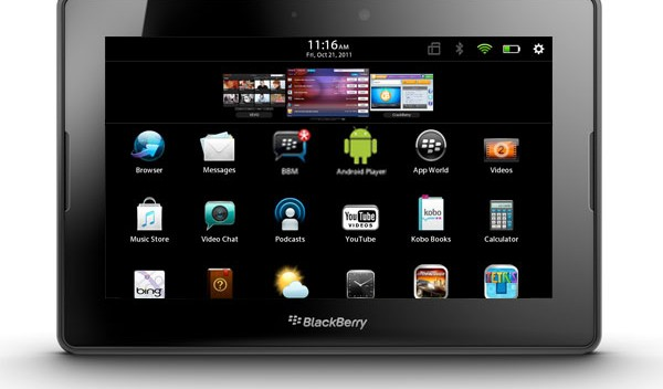 Blackberry Playbook 2?