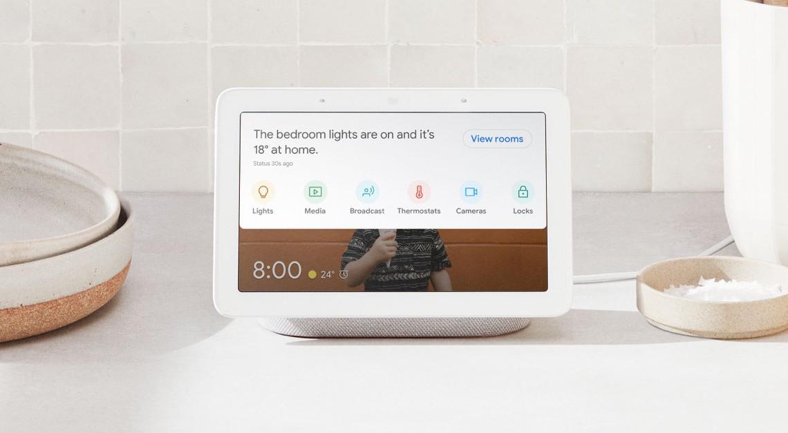 Meet Google Nest Hub