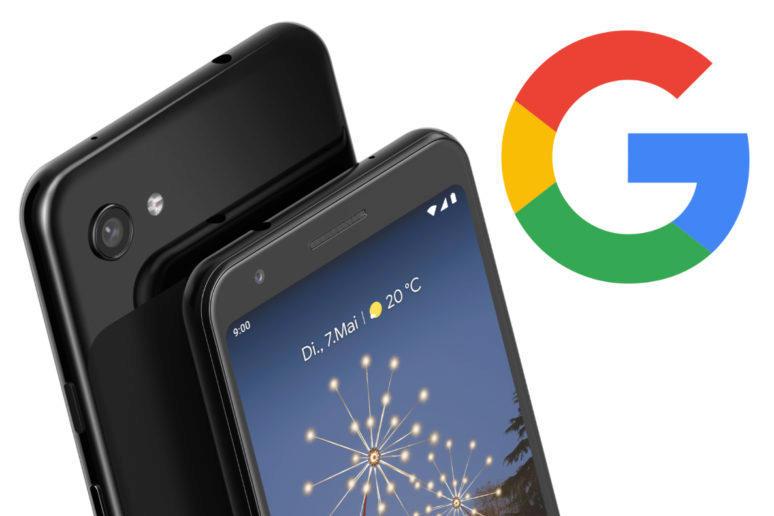 Meet Google Pixel 3a