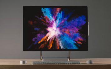 Introducing Microsoft Surface Studio 2