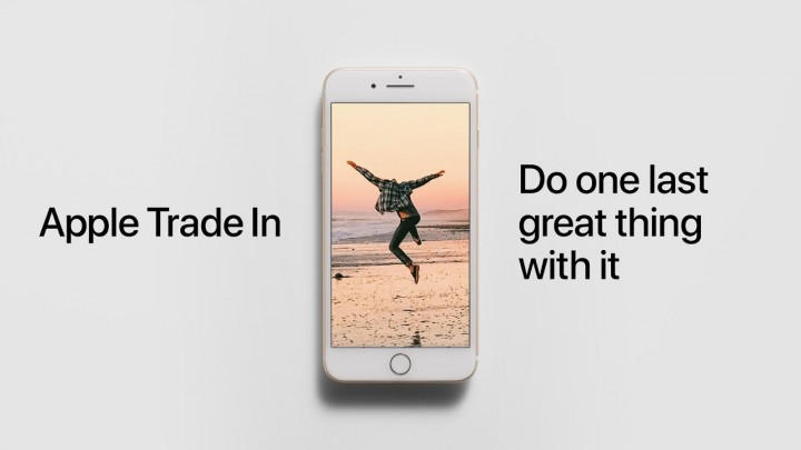 Apple Trade In — Do one last great thing with your iPhone — Apple