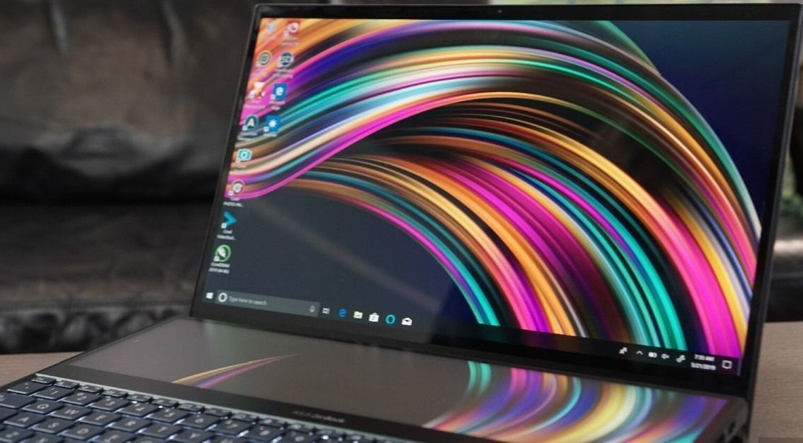ASUS ZenBook Pro Duo – The laptop of tomorrow | ASUS