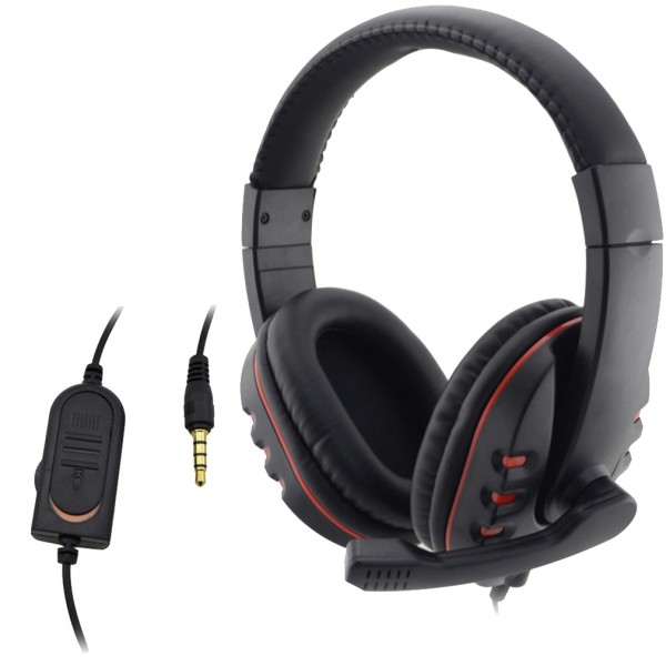 Gaming Wired Adjustable Headset 2