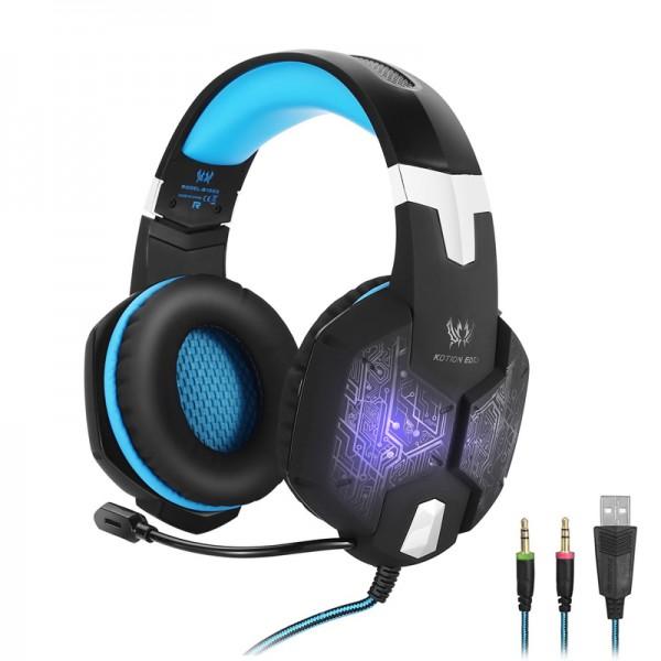 Gaming Stereo LED Light Headset 5