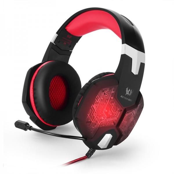 Gaming Stereo LED Light Headset 6