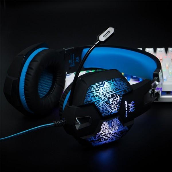 Gaming Stereo LED Light Headset 4