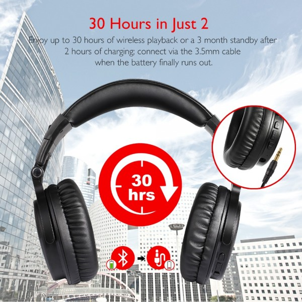 Wireless Noise Cancelling Headphones 3