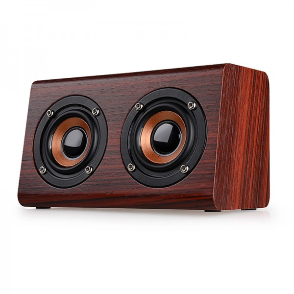 Retro Wooden Wireless Speaker 3