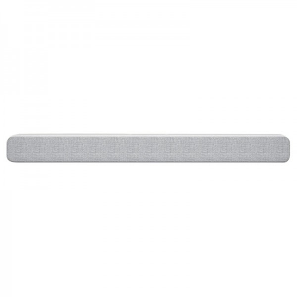 Solid Silver Slim Wireless Sound Bar 1