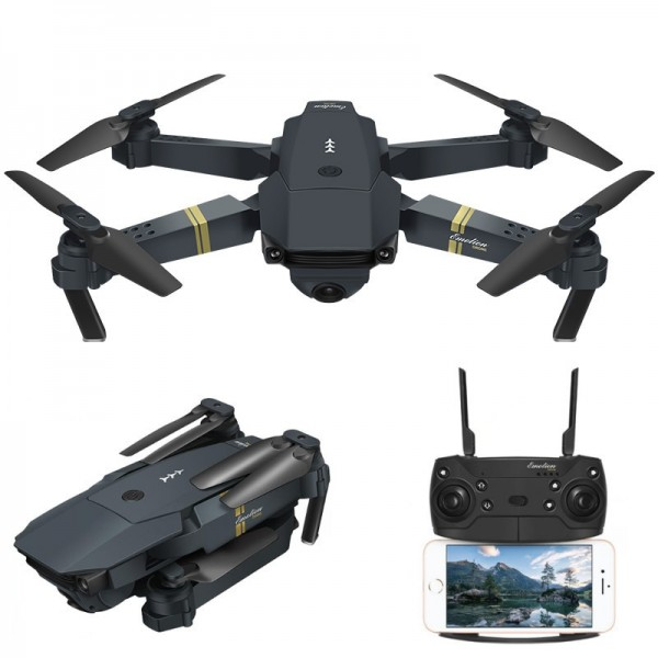Eachine E58 WIFI FPV with 720P/1080P Wide Angle HD Camera 4