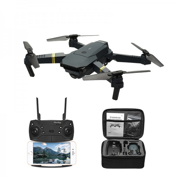Eachine E58 WIFI FPV with 720P/1080P Wide Angle HD Camera 1