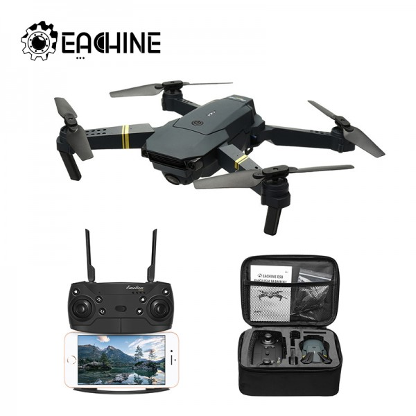Eachine E58 WIFI FPV with 720P/1080P Wide Angle HD Camera 2