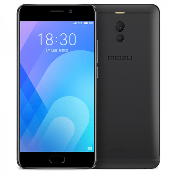 Meizu M6 Mobile Phone with Fingerprint Recognition 3