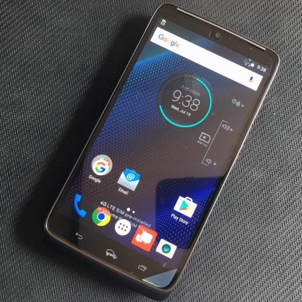 Motorola DROID Turbo XT1254 with 32/64 GB ROM 1