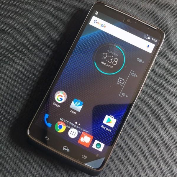 Motorola DROID Turbo XT1254 with 32/64 GB ROM 4