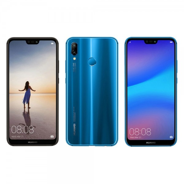 Huawei P20 Lite with 4 GB RAM and 64 GB ROM 3