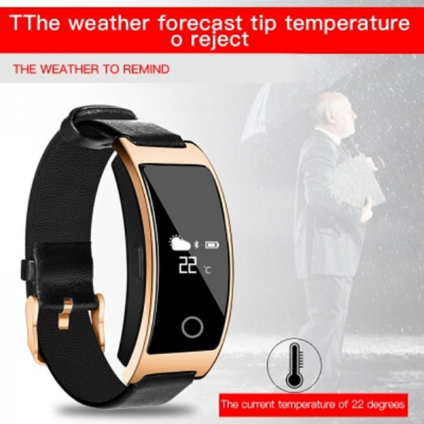 Wristband Blood Pressure Watches 4