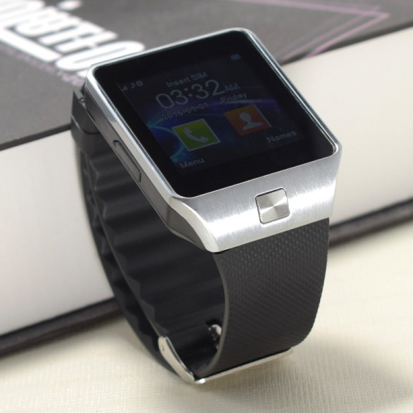 Stylish Innovative Multifunctional Convenient Smart Watch with Camera 4