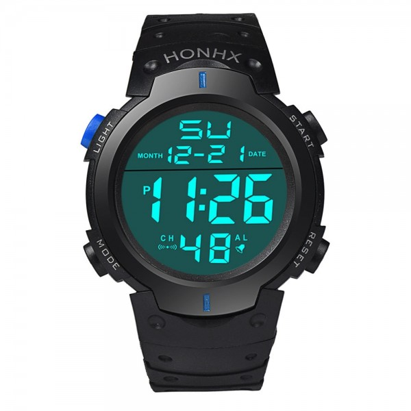 Men's Digital Sport Watch 3