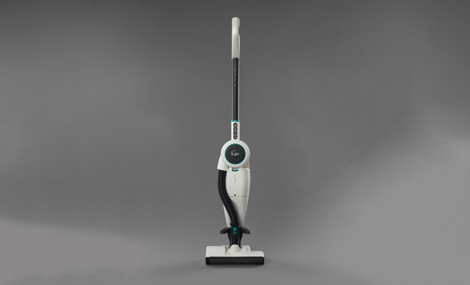 Lupe Cordless Vacuum Cleaner. Powerful. Enduring. Flexible.