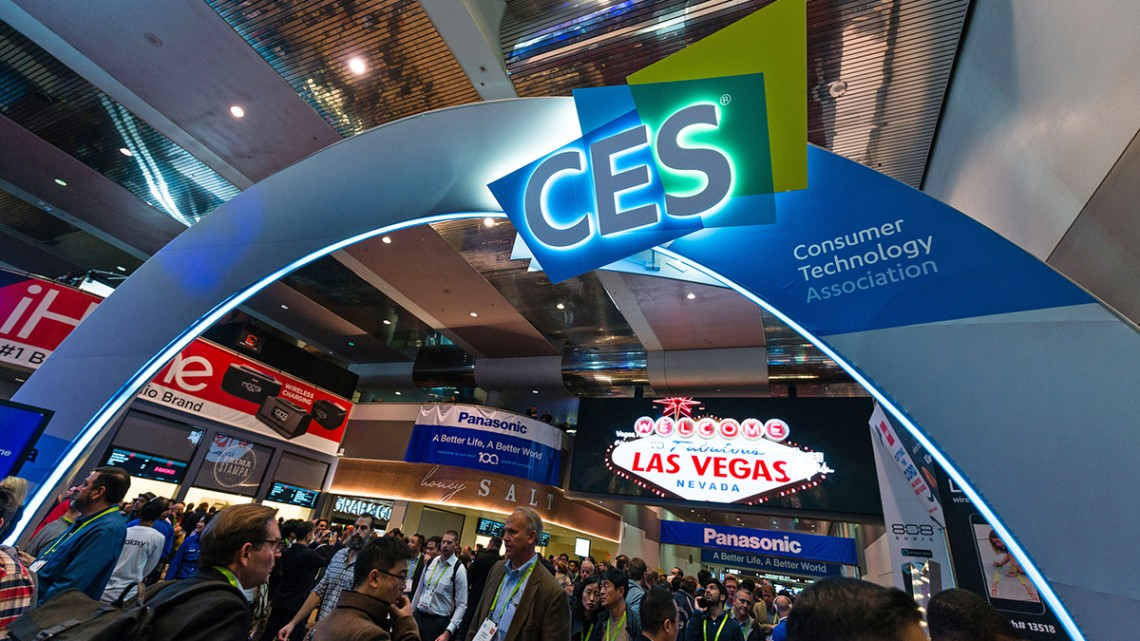 FUTURE TECH AT CES 2019 | THE GADGET SHOW