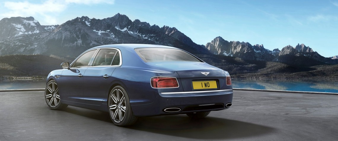 Introducing New Flying Spur | Bentley Motors