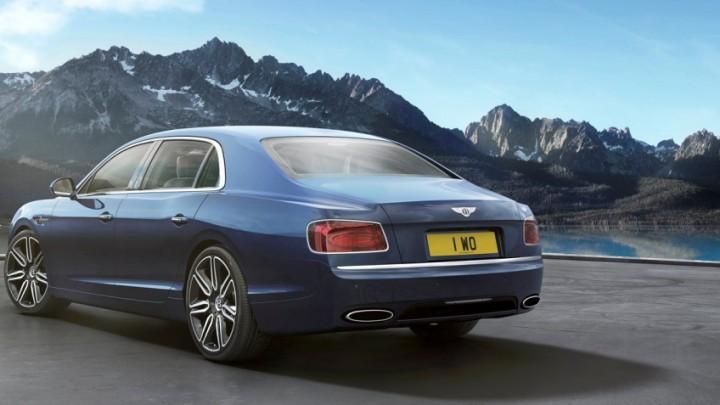 Introducing New Flying Spur | Bentley Motors