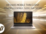HP Mt45 The World's Most Advanced Mobile Thin Client For Collaboration HP Thin Clients HP