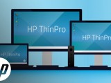 HP ThinPro PC Converter Ease The Transition to VDI HP Thin Clients HP