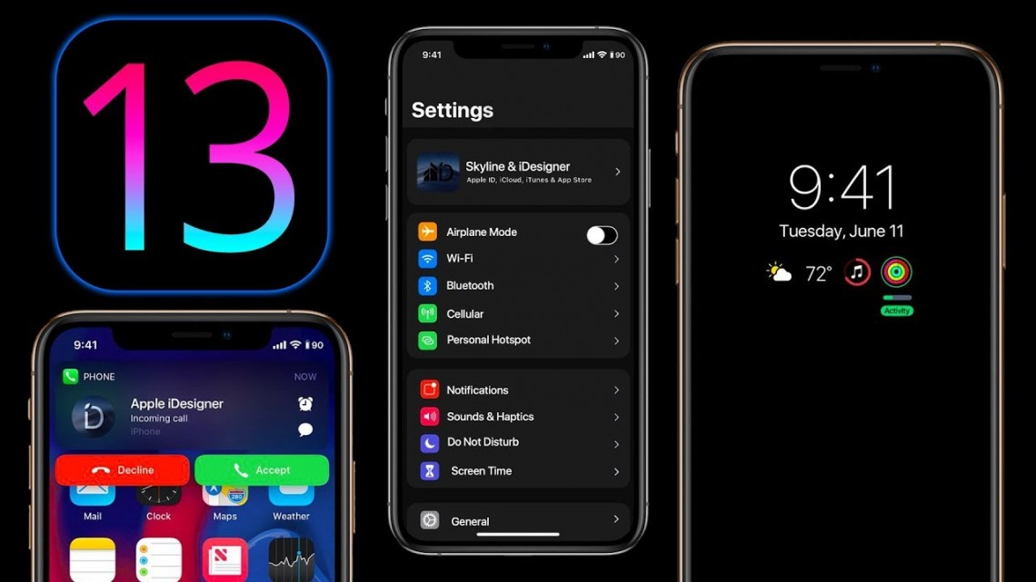 Introducing Dark Mode in iOS 13 — Apple