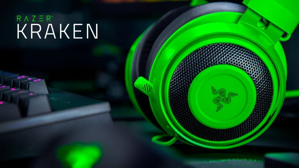 Introducing the new Razer Kraken