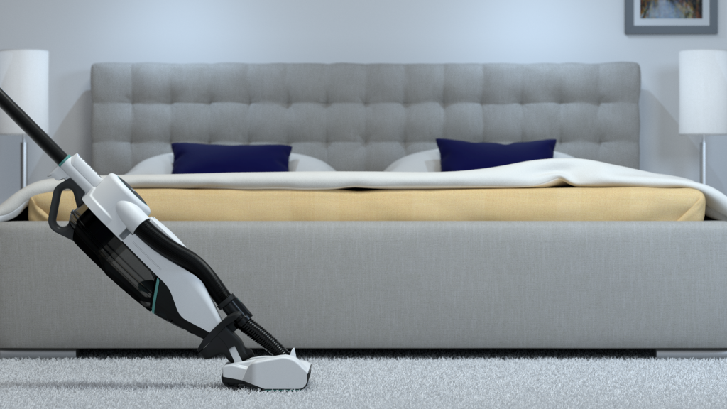 Lupe Cordless Vacuum Cleaner. Powerful. Enduring. Flexible. 1