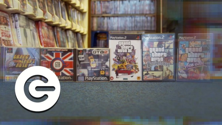 The History of Grand Theft Auto | The Gadget Show