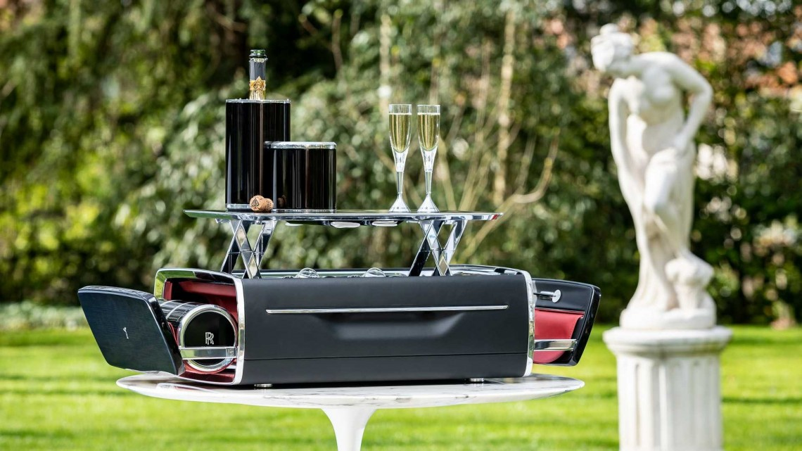 Rolls-Royce Motor Cars – Champagne Chest