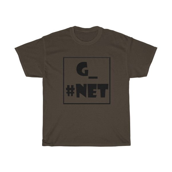 Gadget Net UK Unisex Heavy Cotton Tee 7