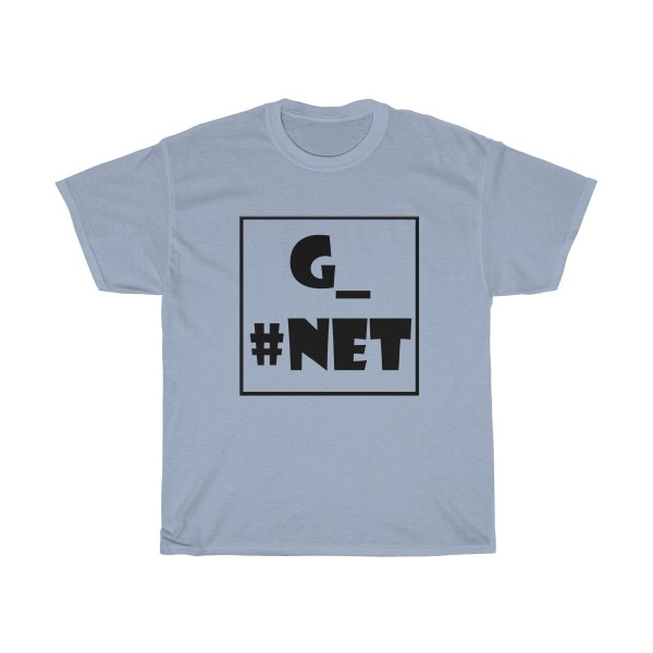 Gadget Net UK Unisex Heavy Cotton Tee 12