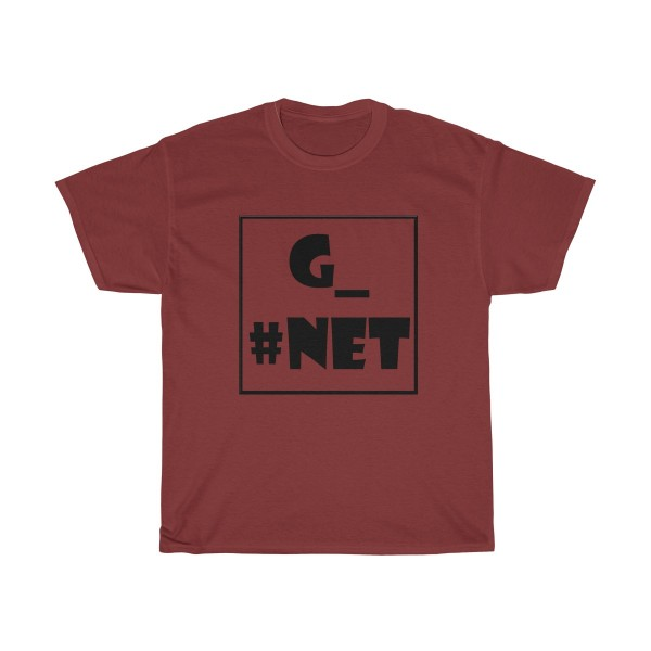 Gadget Net UK Unisex Heavy Cotton Tee 17