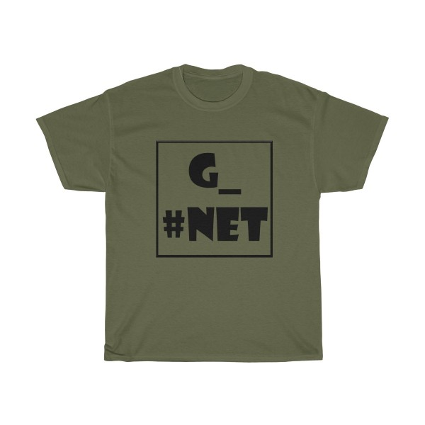 Gadget Net UK Unisex Heavy Cotton Tee 9
